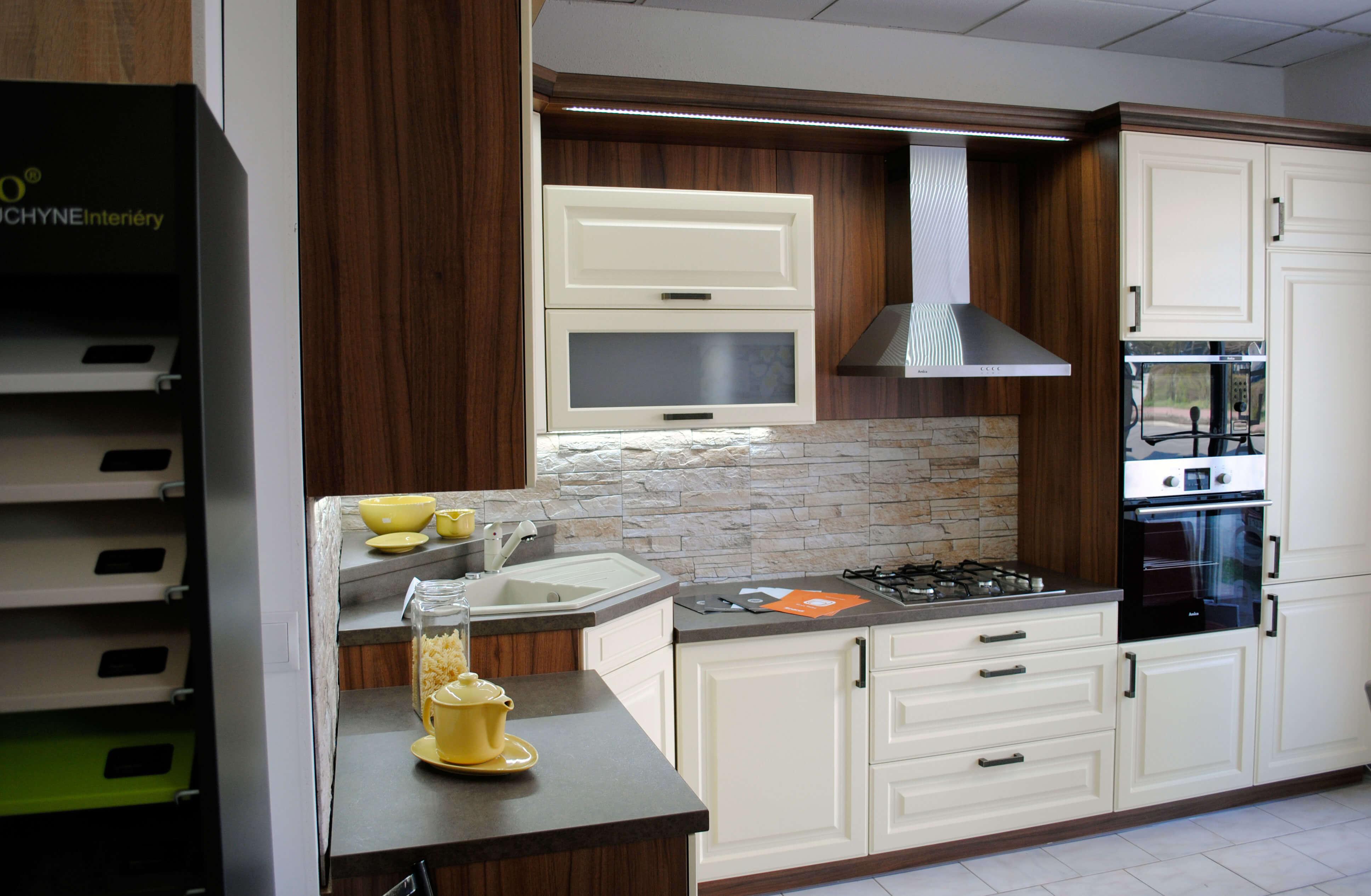 Kuchyňa štýlová vanilka